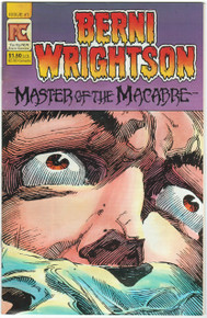 Bernie Wrightson Master of the Macabre #1 VF Front Cover