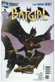 Batgirl Vol. 4 #6 NM Front Cover