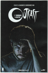Outcast #1 NM SDCC 15 Variant Front Cover