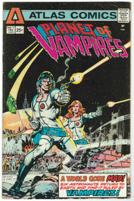 Planet of Vampires #1 VG/FN Front Cover