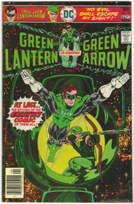 Green Lantern #90 FN Front Cover