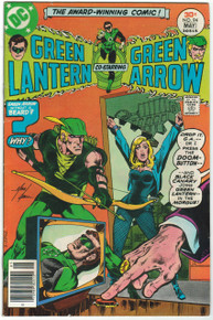 Green Lantern #94 FN/VF Front Cover