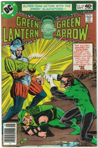 Green Lantern #120 FN/VF Front Cover