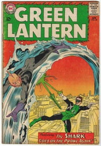 Green Lantern #28 VG/FN Front Cover