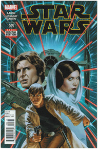 Star Wars #5 NM Front Cover