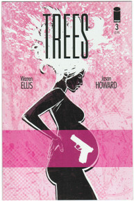 Trees #3 NM Front Cover