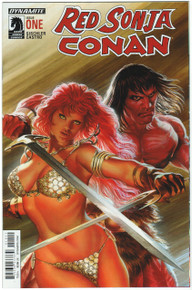 Red Sonja/Conan #1 Cover A NM Front Cover