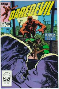 Daredevil #204 VF/NM