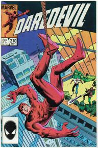 Daredevil #210 VF/NM