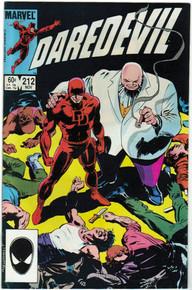 Daredevil #212 VF/NM