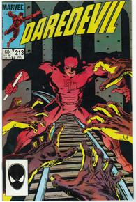 Daredevil #213 VF/NM