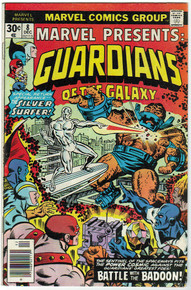 Marvel Presents: Guardians of the Galaxy #8 F/VF
