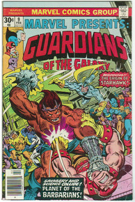 Marvel Presents: Guardians of the Galaxy #9 F/VF