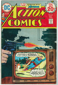 Action Comics #442 VF