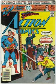 Action Comics #461 VF