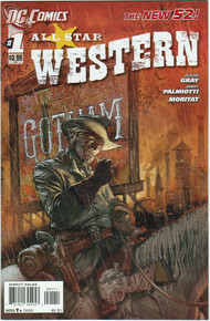 All Star Western #1 First Print NM New 52