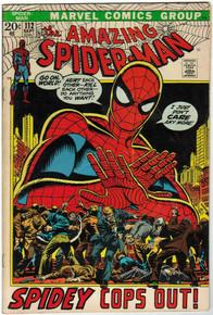 Amazing Spider Man #112 F