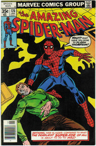 Amazing Spider Man #176 VF