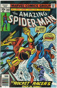 Amazing Spider Man #182 F