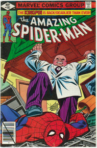 Amazing Spider Man #197 VF Front Cover