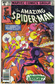 Amazing Spider Man #203 F