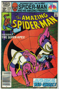 Amazing Spider Man #223 F