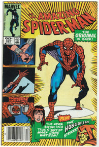 Amazing Spider Man #259 VF Front Cover