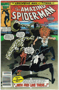 Amazing Spider Man #283 VF