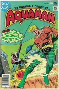 Aquaman Vol. 1 #58 VF/NM