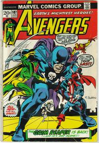 Avengers #107 VG