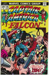 Captain America #195 VF/NM