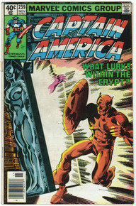 Captain America #239 FN