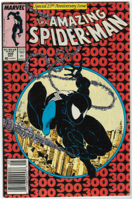 Amazing Spider Man #300 FN+ Front Cover