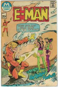 E-Man #2 VG