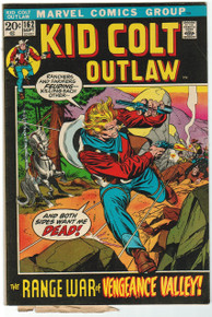 Kid Colt Outlaw #162 Very Fine