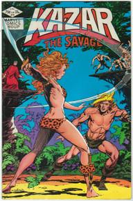 Kazar the Savage #15 FN
