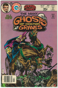 The Many Ghosts of Dr. Graves #61 FN
