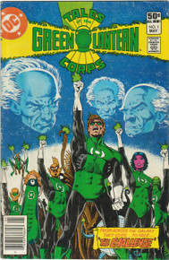 Tales of the Green Lantern Corps #1 VG