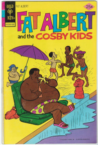 Fat Albert and the Cosby Kids #8 Very Fine