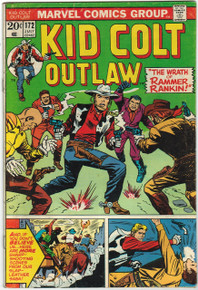 Kid Colt Outlaw #172 Very Fine