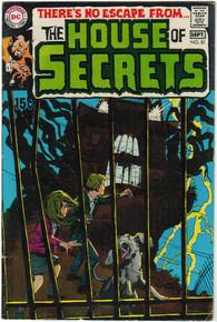 House of Secrets #81 FN