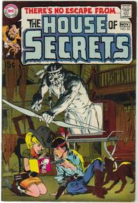 House of Secrets #82 VF