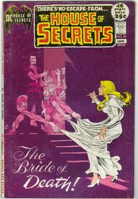 House of Secrets #95 VG