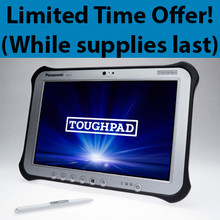 Toughpad FZ-G1 Special Offer