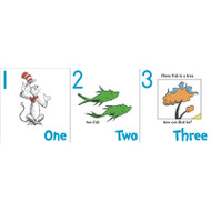 DR SEUSS NUMBERS 1-20 BB SET
