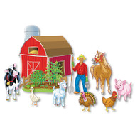 PRECUT OLD MACDONALD HAD A FARM