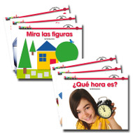 EN ESPANOL SIGHT WORD READERS MATH
