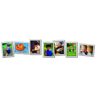 PHOTOGRAPHIC LEARNING CARDS VERBS