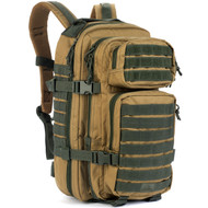 Rebel Assault Pack - Coyote with Olive Drab Webbing