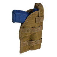 MOLLE Pistol Holster - Coyote